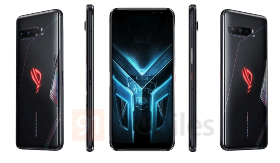 asus rog phone 3 leaks
