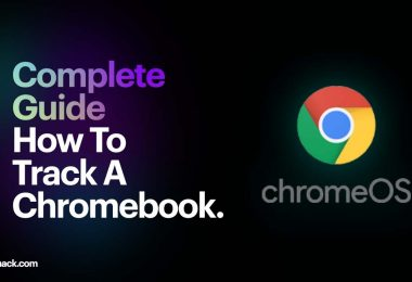 how to track a stolen chromebook